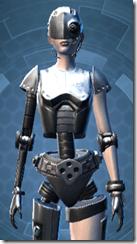 Series 615 Cybernetic - Female Close