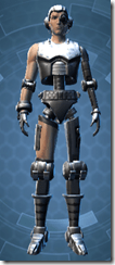 Series 616 Cybernetic - Male Front