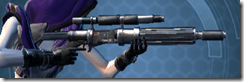 Stronghold Defender's Blaster Rifle