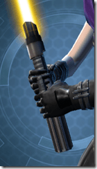 Stronghold Defender's Lightsaber
