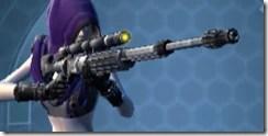 Stronghold Defender's Sniper Rifle Front