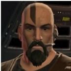 Captain Dharoc Malcom – T3-M4