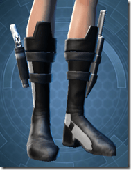 Advanced Slicer Boots Female