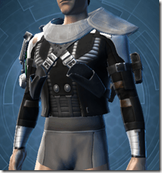 Advanced Slicer Jacket Male