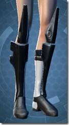 Enhanced Surveillance Boots Female