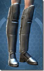 Exar Kun's Boots Female