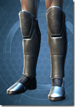 Exar Kun's Boots Male