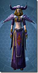 Feral Visionary Dyed