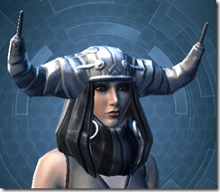 Feral Visionary Female Headgear