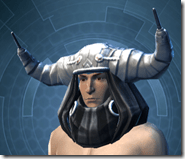 Feral Visionary Male Headgear