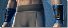 Fortified Defender Armguards Male