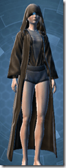 Kreia's Robes Female