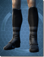 Malak's Shadow Boots Male