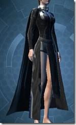 Malak's Shadow Chestguard Female