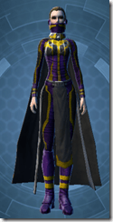 Malak's Shadow Dyed