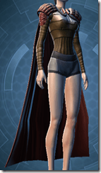 Mandalore the Indoimitable Female Chestguard