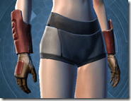 Mandalore the Indoimitable Female Gauntlets
