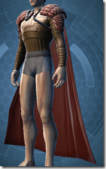 Mandalore the Indoimitable Male Chestguard