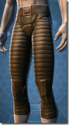 Mandalore the Indoimitable Male Greaves