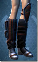 Mantellian Privateer Boots Female