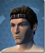 Mantellian Privateer Headgear Male