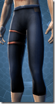 Mantellian Privateer Pants Male