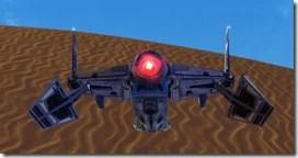 Model B-4D Legion - Back