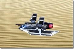 Model B-4D Legion - Side