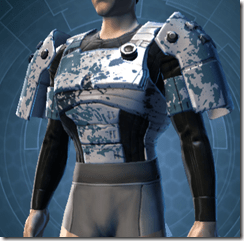 Resolute Protector Male Chestguard