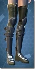 Satele Shan's Boots Female