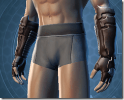 Satele Shan's Gloves Male