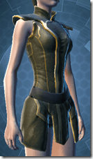 Satele Shan's Tunic Female