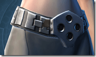 Series 614 Cybernetic Support Belt Female