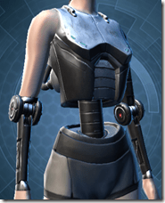 Series 614 Cybernetic Torso Female