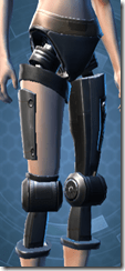 Series 616 Cybernetic Female Legs