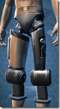 Series 616 Cybernetic Male Legs