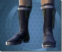 Subversive Male Boots