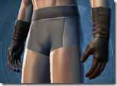 Theron Shan Male Gloves
