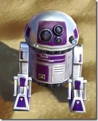 W4-K2 Astromech Droid - Front