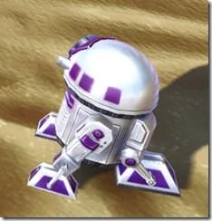 W4-K2 Astromech Droid - Side