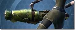 Antique Assault Cannon Dorn - Left