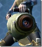 Antique Socorro Assault Cannon Cresh Front