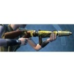 Antique Socorro Blaster Rifle Dorn*