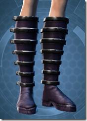 Balanced Combatant Female Shinguards