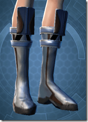 Ceremonial Female Boots