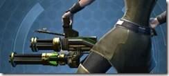 Czerka CZX-4 Assault Cannon - Left
