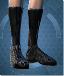 Ghostly Magus Female Boots