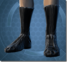 Ghostly Magus Male Boots