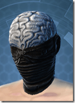 Ghostly Magus Male Headwrap