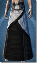 Ghostly Magus Male Lower Robes